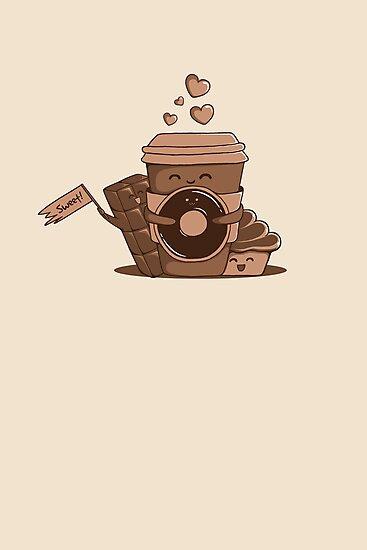 Caffeinated Love by perdita00