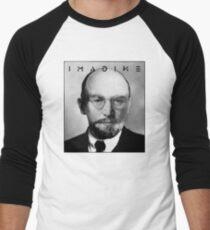 John Lenin Men's Baseball ¾ T-Shirt