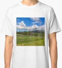 Rural View in Queensland Classic T-Shirt