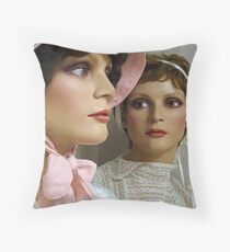 You're Just A Doll #6 Throw Pillow