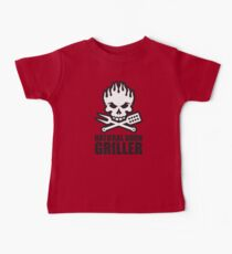 Natural born griller Baby Tee