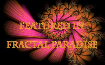 Feature Banner no. 1 Fractal Paradise by lacitrouille