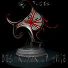 The Clock, Destroyer of Time by Ann Morgan