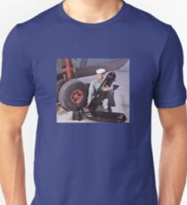 The Care and Handling of Bombs Unisex T-Shirt