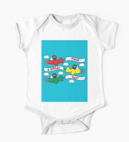 Flying Bears Kids Clothes