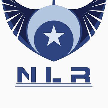 New Lunar Republic  by TheCrimzon