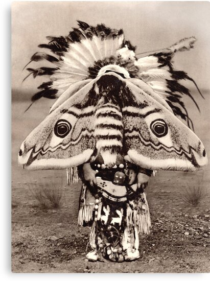 Young Indian (No Metaphor.) by Andy Nawroski