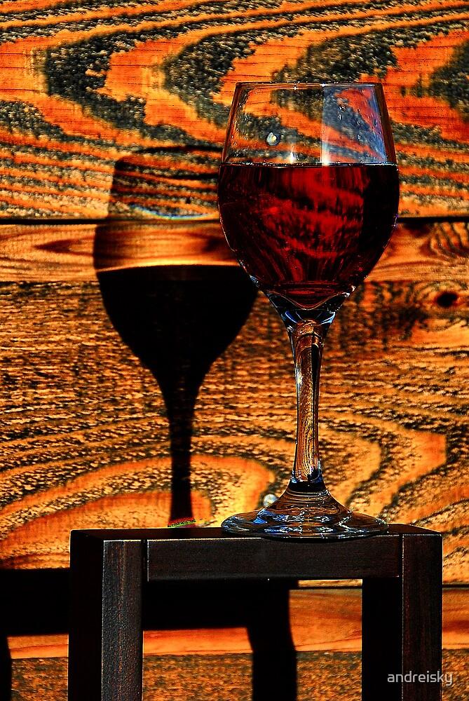 Le Rouge et le Noir by andreisky