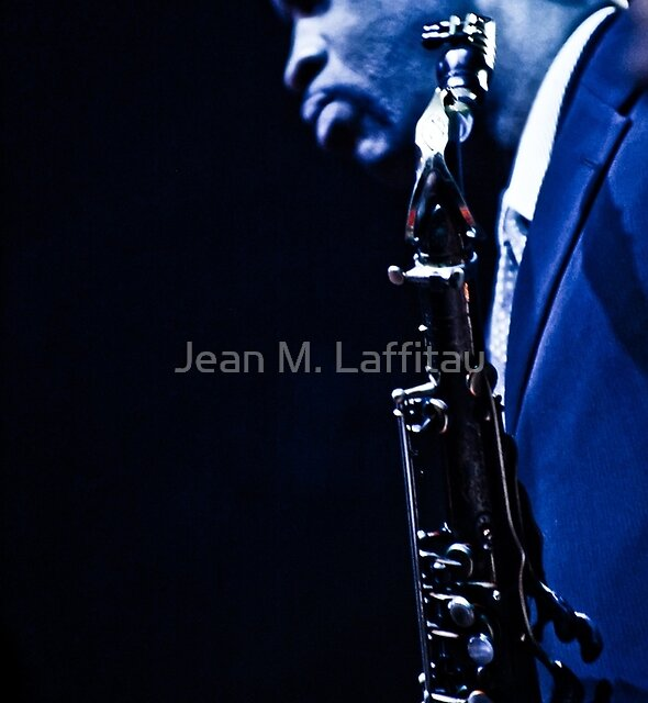 Jazz Messengers 02 by Jean M. Laffitau