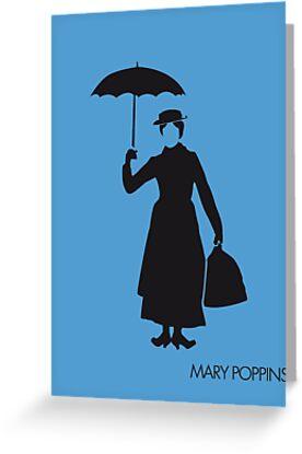 Mary poppins by Marco Ferruzzi