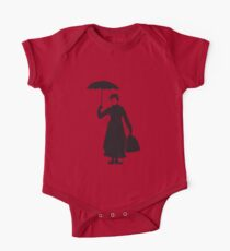 Mary poppins One Piece - Short Sleeve