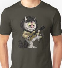 Rockin' Wild Thing Slim Fit T-Shirt