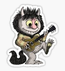 Rockin' Wild Thing Sticker