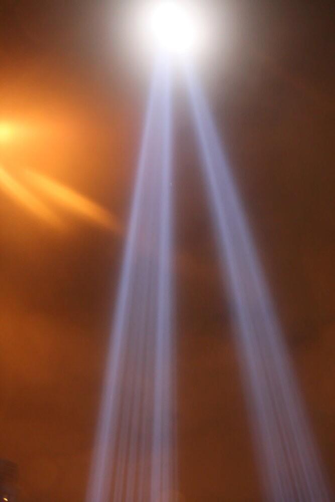 World Trade Center Tribute by tomduggan