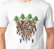Super Twin Peaks Unisex T-Shirt