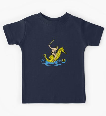 Real Water Polo Kids Clothes