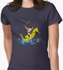 Real Water Polo Women's Fitted T-Shirt