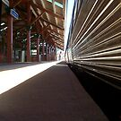 Train Fremantle - 07 03 13 Two by Robert Phillips