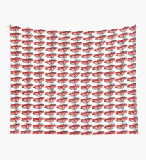 Christine - Plymouth Fury Wall Tapestry