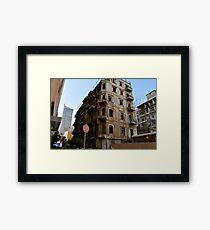 Beirut 1980s Framed Print