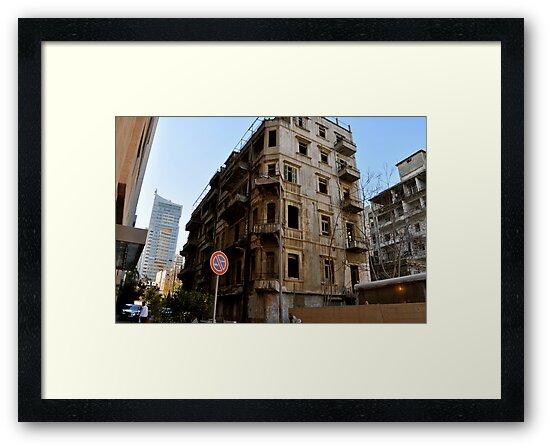 Beirut 1980s by Farah McLennan