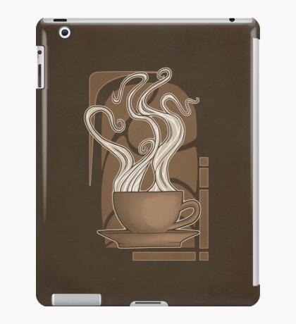 Coffee Nouveau iPad Case/Skin