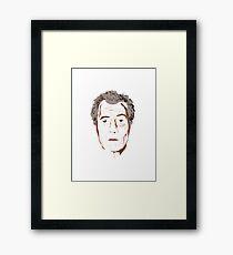 McKellen Framed Print