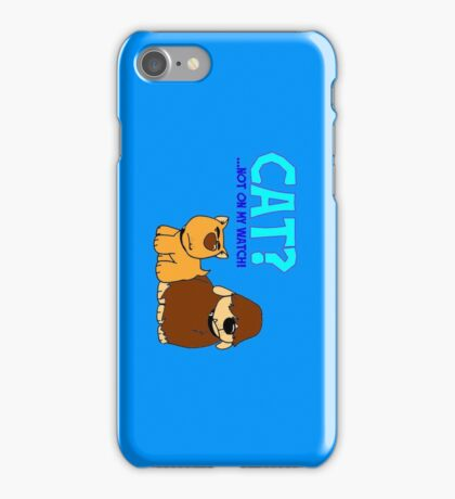 Double Dawg iPhone Case/Skin