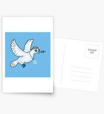 The Hippie Dove Postcards