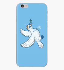The Hippie Dove iPhone Case