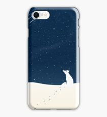 Winter Night iPhone Case/Skin
