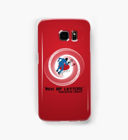 Men of Letters Samsung Galaxy Case/Skin