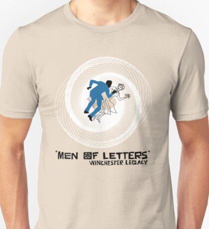 Men of Letters T-Shirt