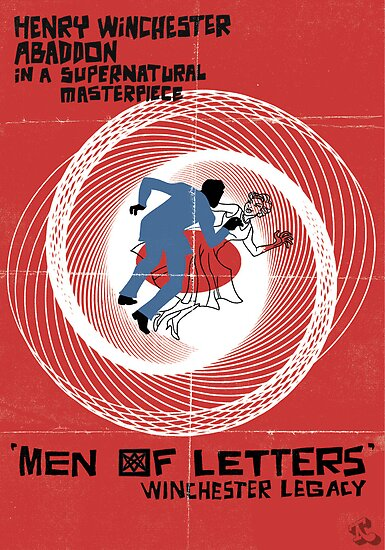 Men of Letters by Tom Kurzanski