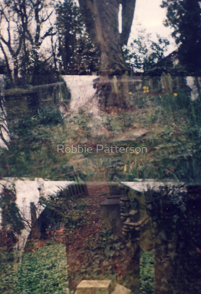 Church Cemetery 1 by Robbie Patterson
