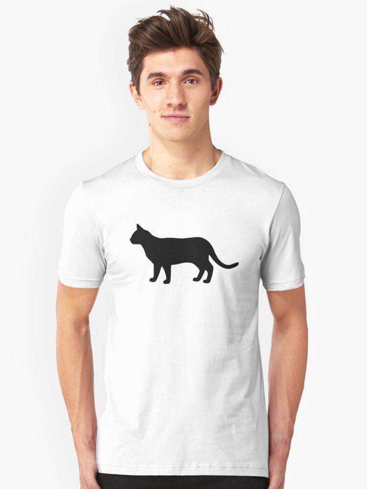 Cat Unisex T-Shirt Front