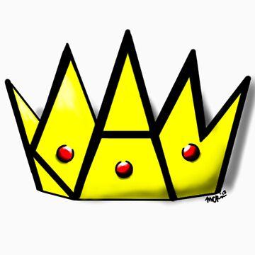 Kings Among Men Clothing Co. Logo by OfficialMakkyZ