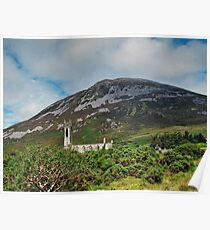 Errigal Mountain Poster