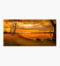 Kings Billabong Photographic Print