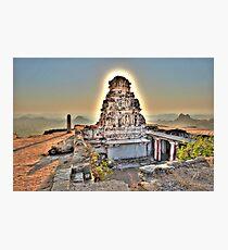 Divine light (Hinduism) Photographic Print
