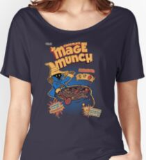 Mage Munch Women's Relaxed Fit T-Shirt
