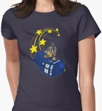 Dr. Kirby Women's Fitted T-Shirt