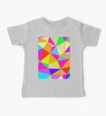 Colourful Triangles Kids Clothes