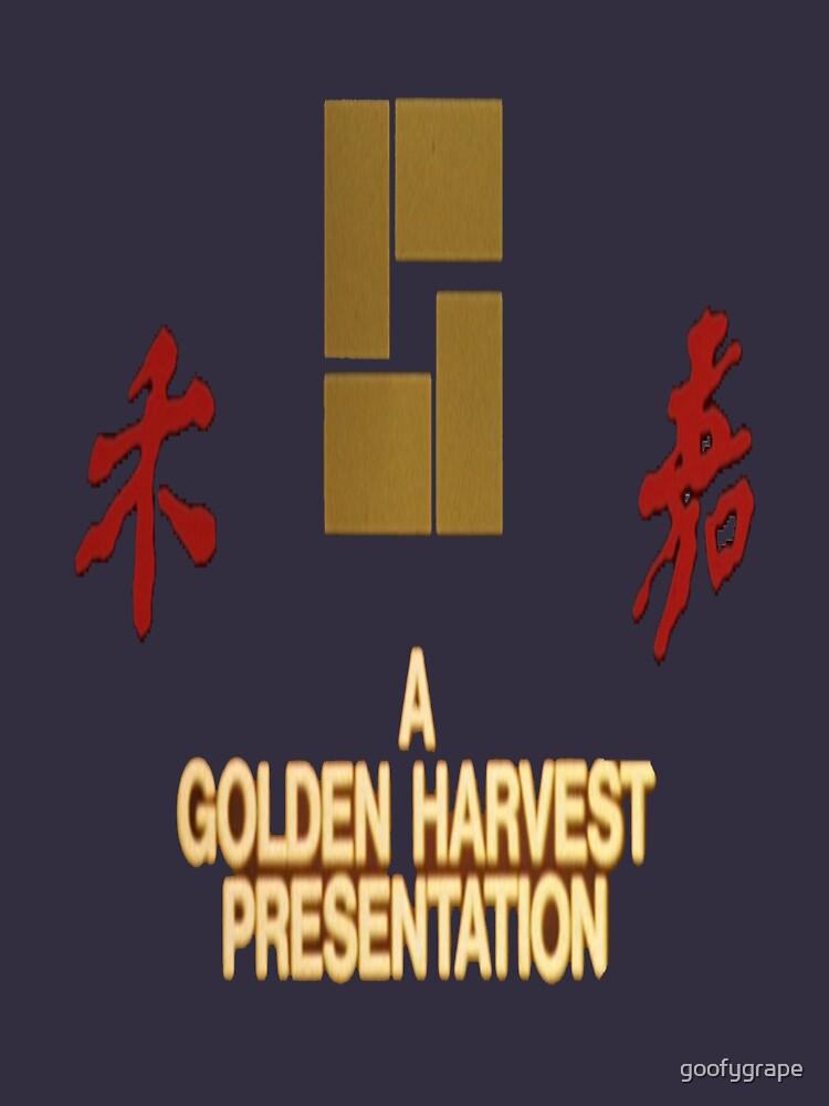 Golden Harvest Logo von goofygrape