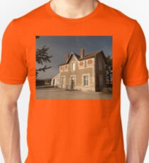 Cellettes Railway Station, France, Europe 2012 T-Shirt