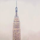 Empire State Building by Jayne Le Mee