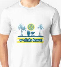 v dub love surf Unisex T-Shirt