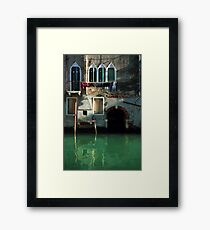 My Home is My Castle Framed Print