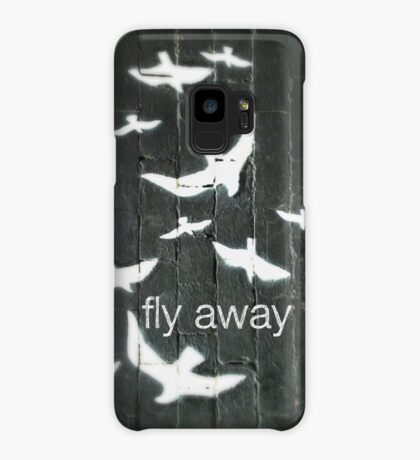Fly Away Case/Skin for Samsung Galaxy
