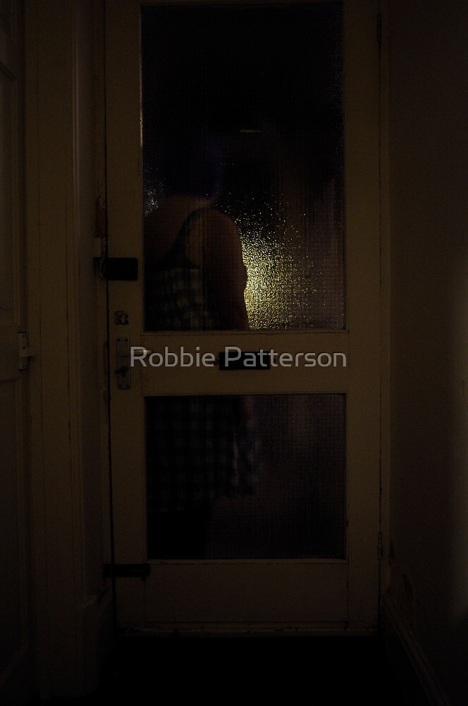 Standing By The Door by Robbie Patterson